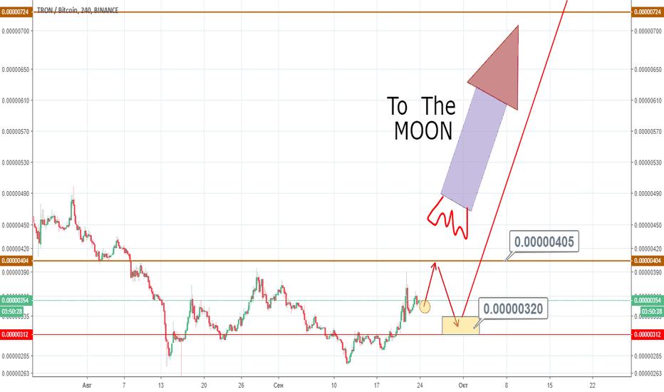 TRXBTC: TRX - BTC лунное настроение ...