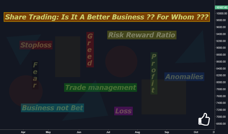 NIFTY: Share Trading: Is it a Better Business ?? For Whom ???