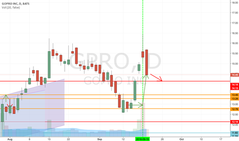 GPRO: Do not expect GPRO to continue highs for too long