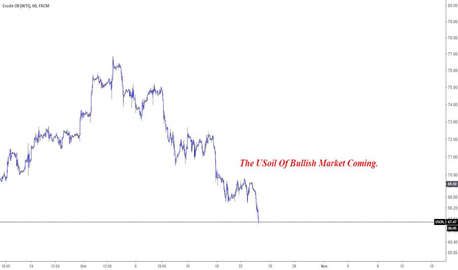 USOIL: The USoil Of Bullish Market Coming.