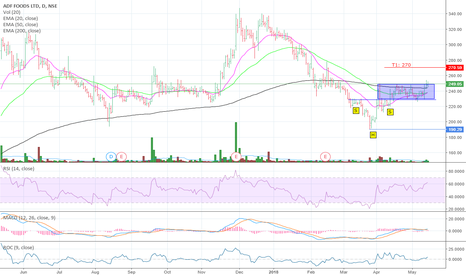 ADFFOODS: ADF Foods: Breaking out of consolidation