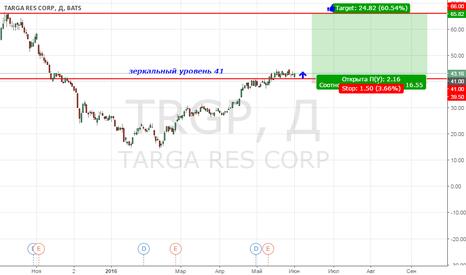 TRGP: TRGP покупка среднесрочно.