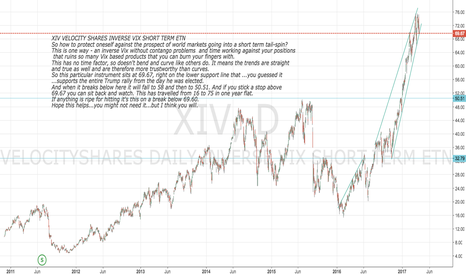 XIV: XIV How to protect yourself if long from a sudden market panic