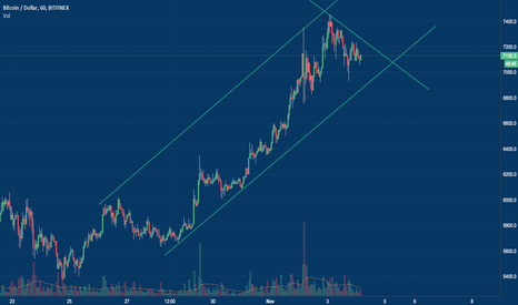 BTCUSD: BTC/USD correction before next ATH - LONG