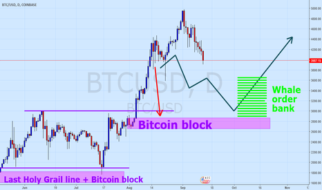 BTCUSD: Bitcoin locked and loaded with apologies to Jamie Dimon