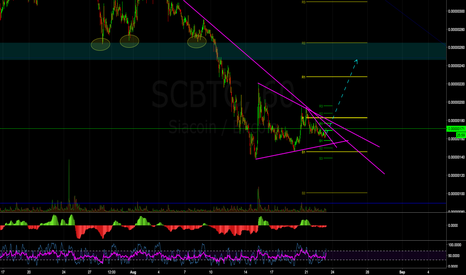 SCBTC: Wouldn't be surprised if Sia made some serious gains here...