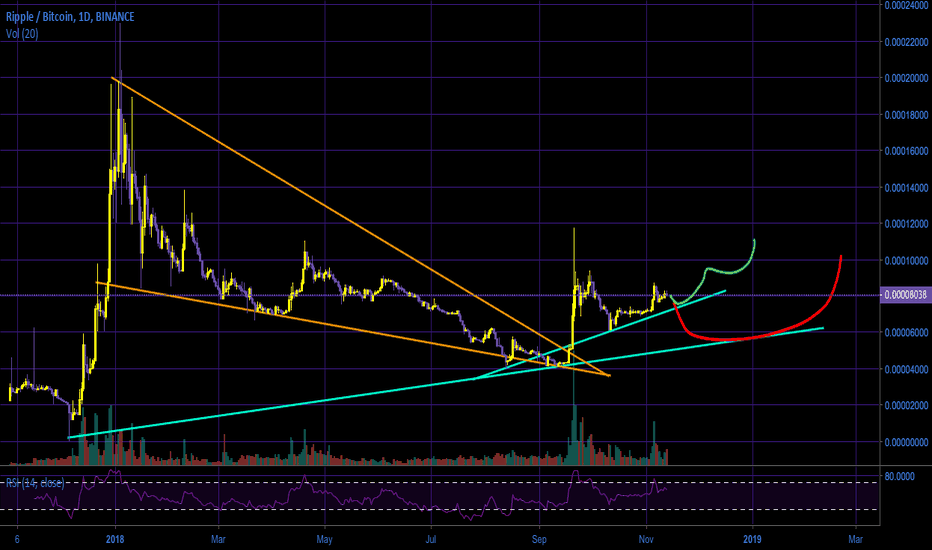 XRPBTC: Crypto: The Ultimate Test of Patience - Buying Opportunity Soon