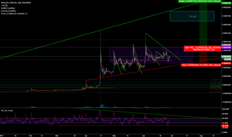 PINKBTC: PINKBTC - A potential rise within chan with multiple indicators