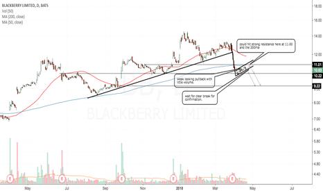 BB: Bear flag formation in blackberry