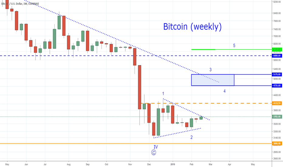 BTCUSD: Bitcoin - It Starts With Pessimism and Ends with FOMO