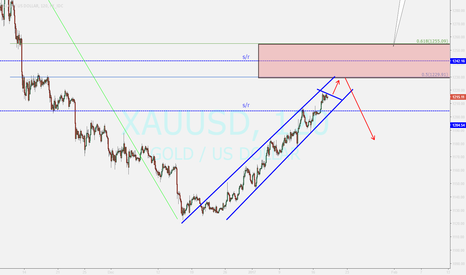 XAUUSD: gold review