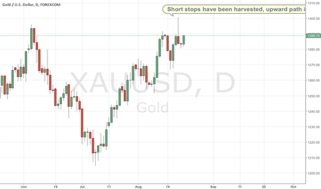 XAUUSD: Yellen surprises and US Military action push safe heavens higher