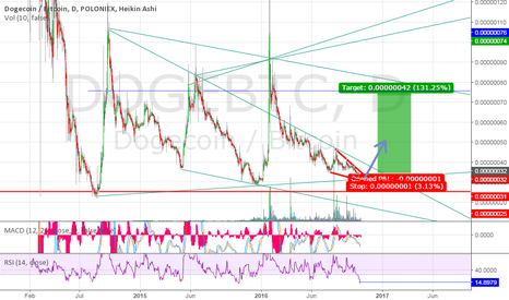 DOGEBTC: What's next after the Bitcoin Rally?