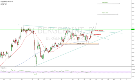 BERGEPAINT: BERGER PAINT may add some green colour in our account