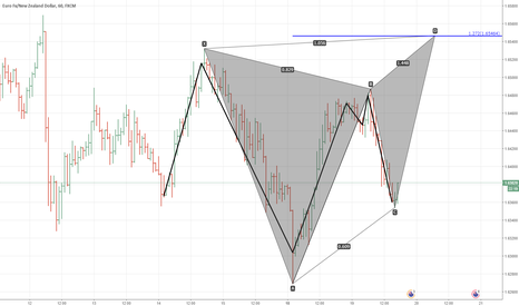 EURNZD: eurnzd. 1h. butterfly.