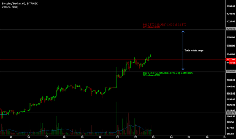 BTCUSD: Neutral position on BTC
