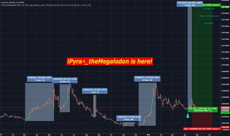 EMCBTC: EMC/BTC - Loading Up with iPyra_theMegalodon - %500 PROFITS