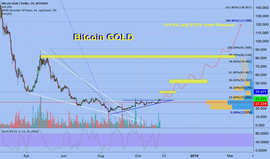 BTGUSD: BTG Bitcoin Gold