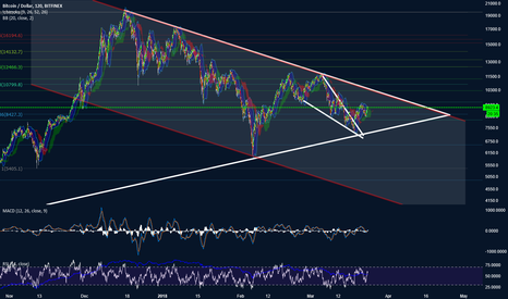 BTCUSD: Bitcoin - Alt Party before the King's Rally?