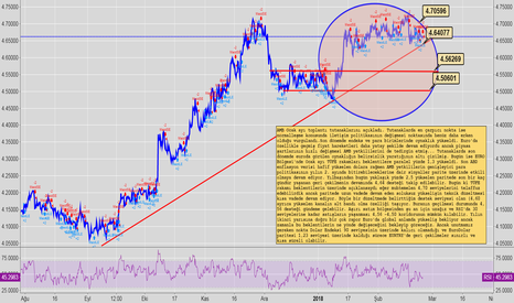 EURTRY: EURO/TRY Paritesinde Son Durum