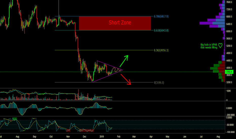 BTCUSD: BTC bull or bear?