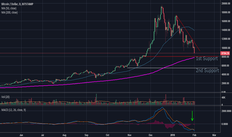 BTCUSD: BTC, The moon is in the well.