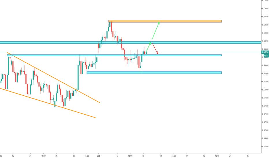 NZDUSD: NZD/USD - Will the Support level hold?
