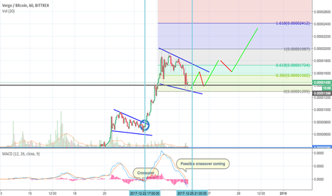 XVGBTC: Long On XVG/BTC