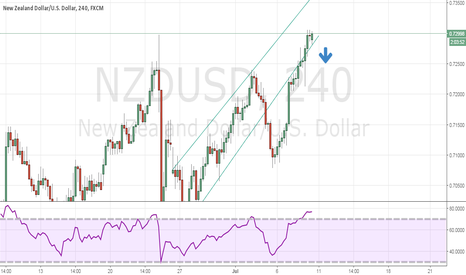 NZDUSD: profits taken on last short now lookin to re short