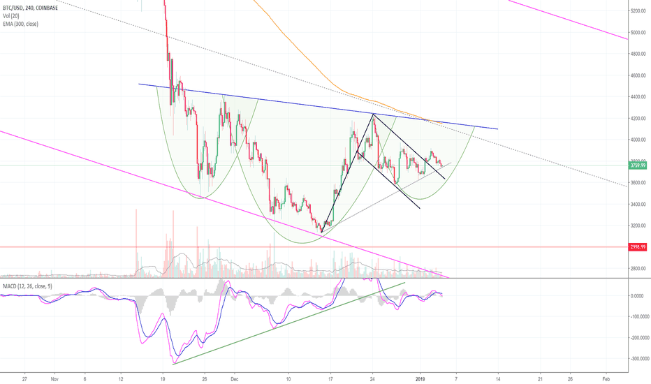 BTCUSD: Important Levels To Watch in Bitcoin! (BTC)