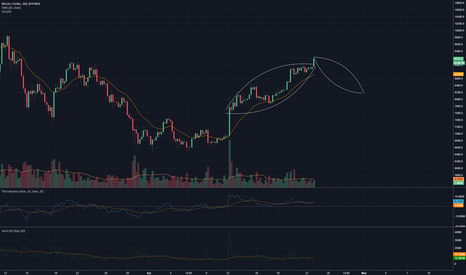 BTCUSD: Shorting just in case!