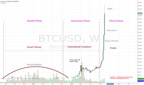 BTCUSD: Bitcoin and bubble scheme