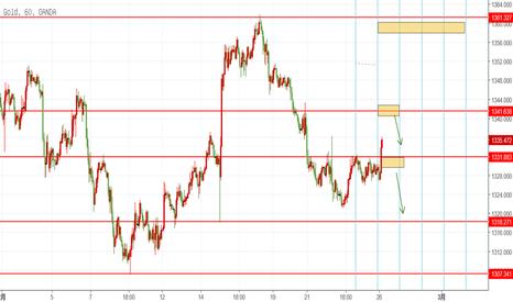 XAUUSD: GOLD 2.26 日内交易机会