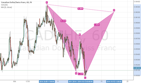 CADCHF: possible SHARK CADCHF 1H