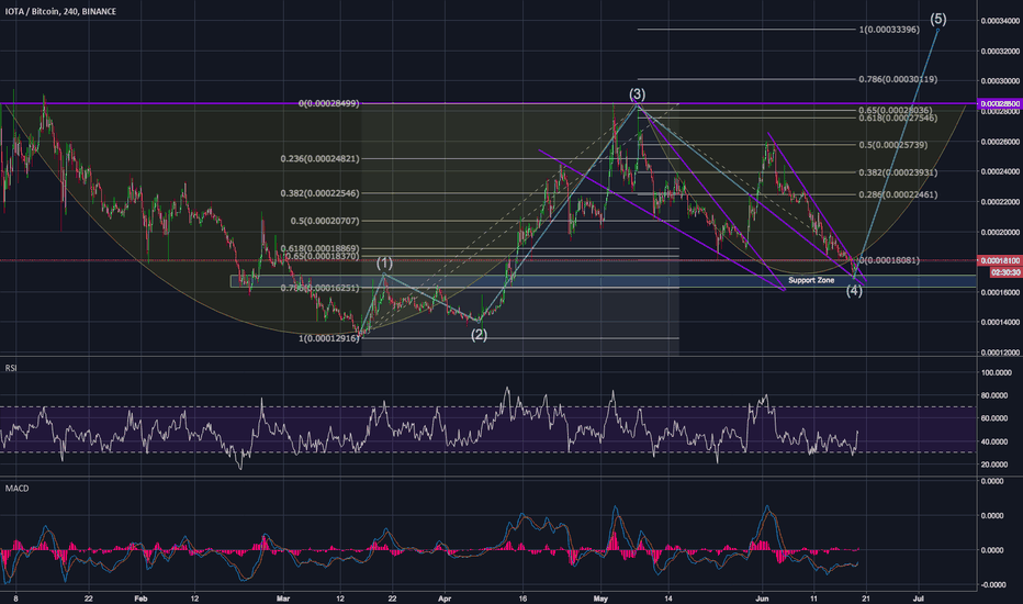 IOTABTC: IOTA, IOTABTC - Another Attempt For a Cup and a Wave 5