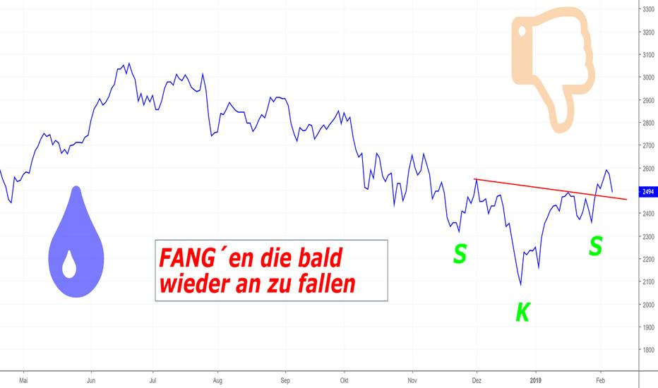 FNG1!: FANG Aktien ein guter Indikator für den CRASH