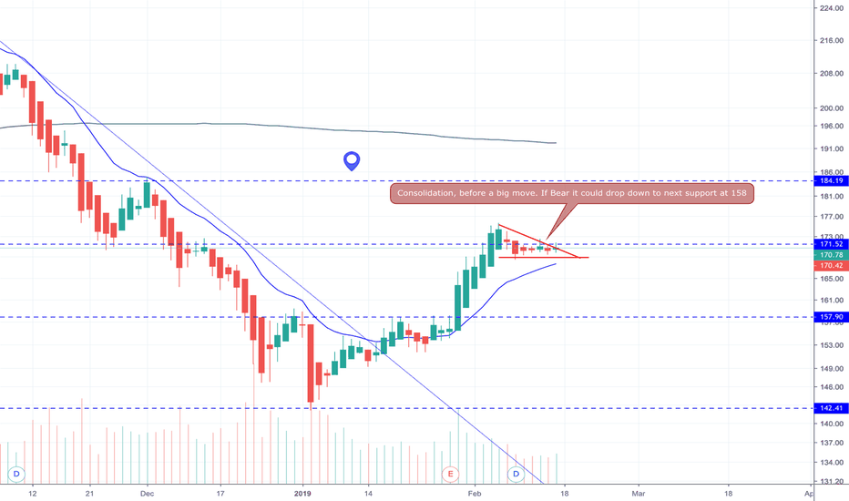 AAPL: AAPL in critical position
