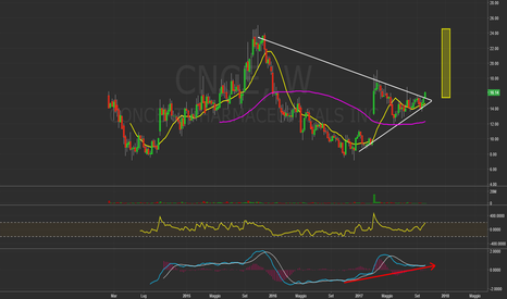 CNCE: $CNCE