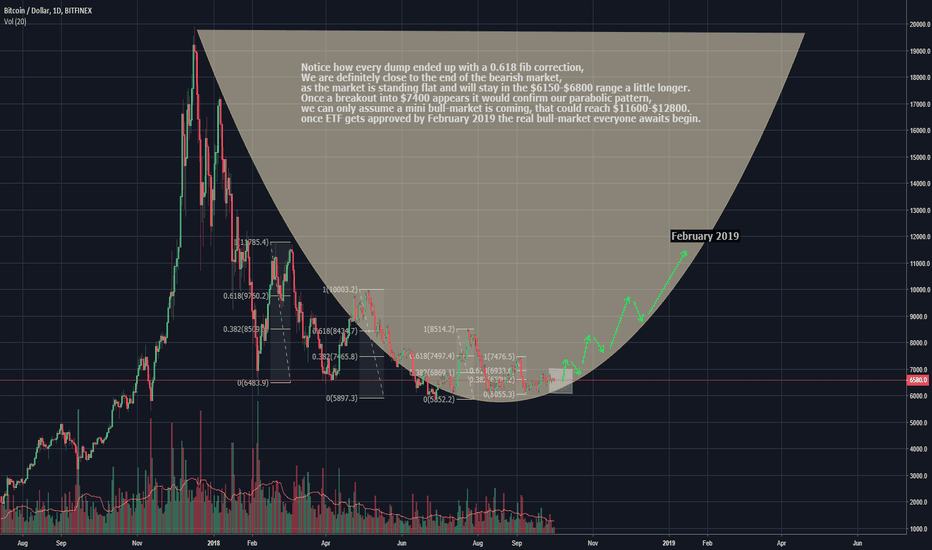 BTCUSD: Bear Market is ending, here's why