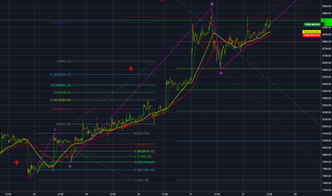 BTCUSD: BTC // ELLIOT WAVES