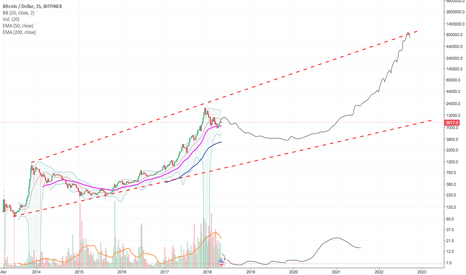 BTCUSD: Bitcoin 5 years from now..
