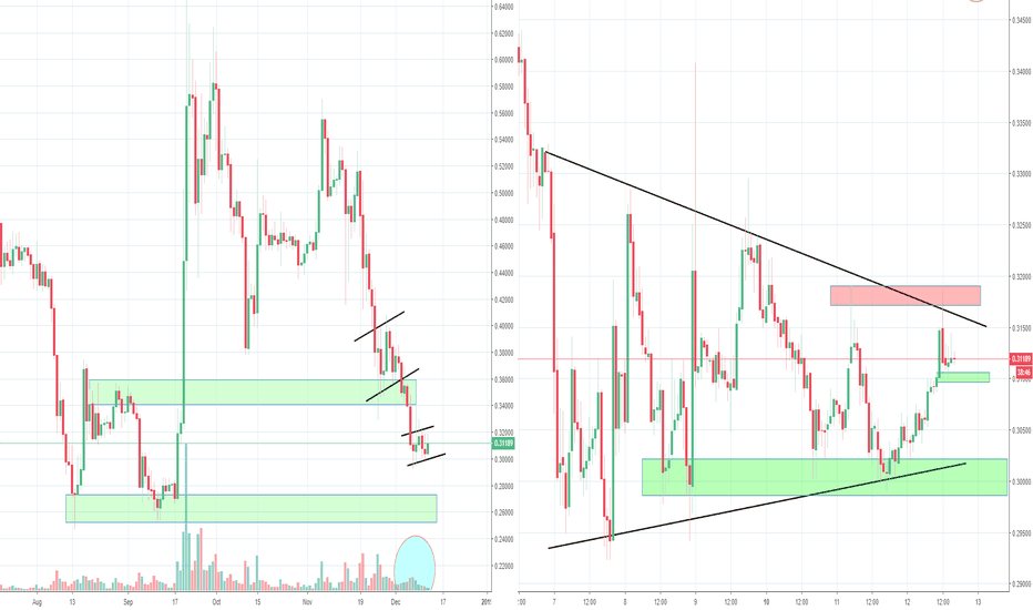 XRPUSD: XRP Ripple Looking bad with this Big Bear Flag, Part 5