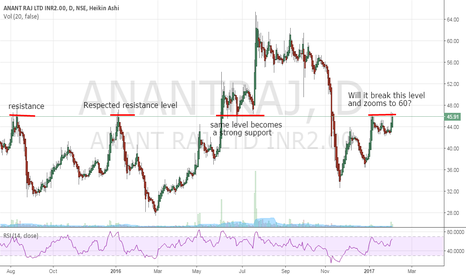 ANANTRAJ: Anant Raj : High Risk