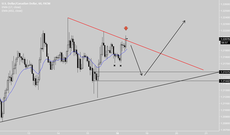 USDCAD: USDCAD they make money where you loose them....