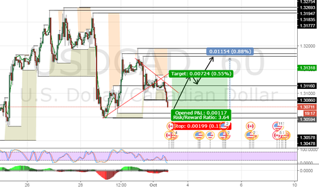USDCAD: USDCAD, rise up today