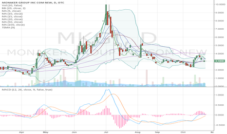 MKGI: Monaker Group Inc