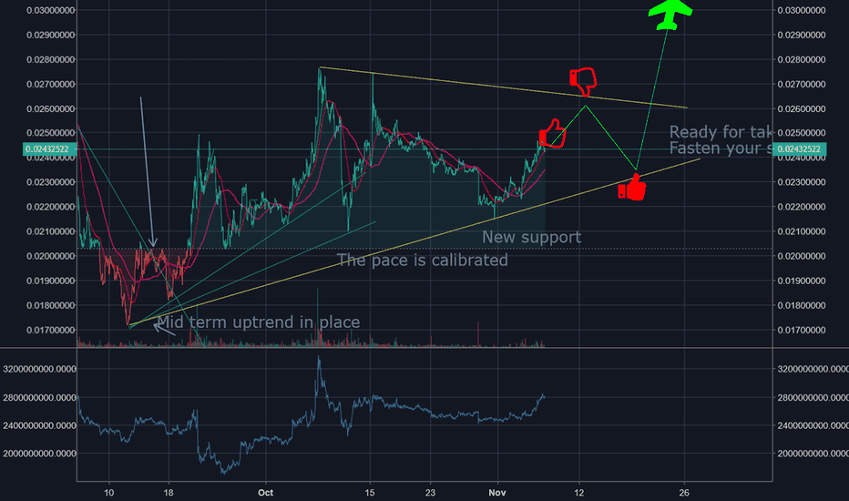 TRXUSD: A break by the end of November is likely