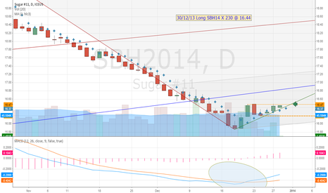 SBH2014: Sugar Trading position