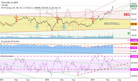 TSLA: The pump of TSLA stock continues