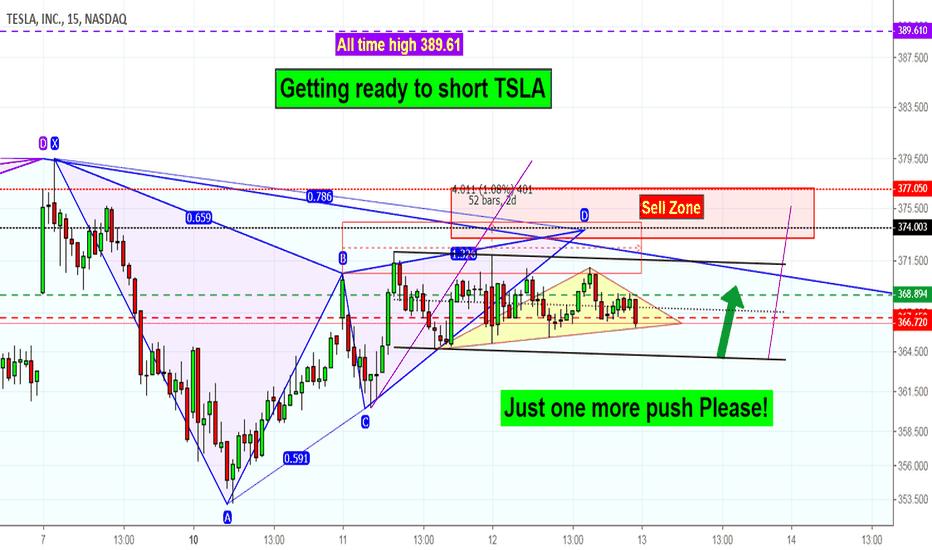 TSLA: TSLA - Come on TSLA you can do it!